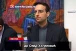 TV Forum vesti. Seid Halilovic